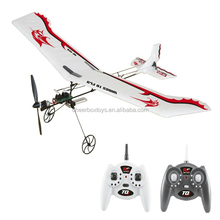 3 Channel full scale 2.4G Remote control Fixed wing Drone Helicopter toy