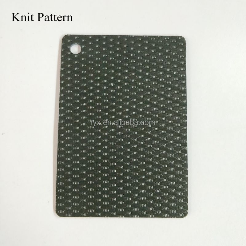 Knit Pattern PP plastic suitable for file folder