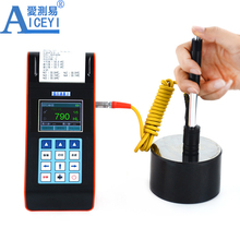 AICEYI Portable Digital Leeb hardness Tester With Print Function
