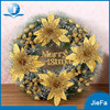 2017 Trade Assurance wholesale artificial christmas decoration wreath/garland