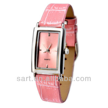 bright pink colour vogue watches 2013