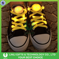2016 Hottest Night Runner Fabric Led Shoe Laces