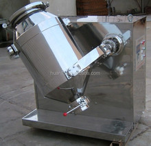 3D Food Industrial Chemical Industrial Dry Powder Blender Mixer