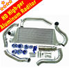Automotive Auto Car Aluminum Intercooler kits for NISSAN SKYLINE R32 R33 R34 RB25DETINTERCOOLER auto parts radiator Piping Kit