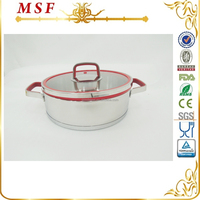 18/10 stainless steel pan fry pan