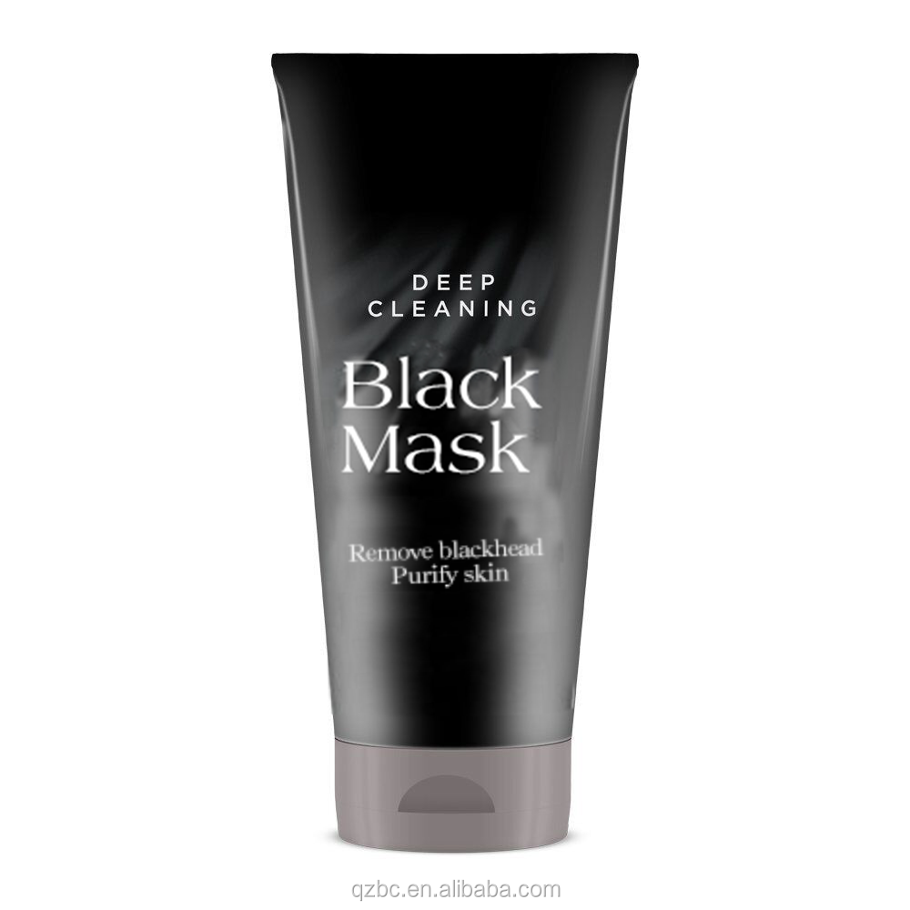 oem hot sale product blackhead remover deep cleaning purifying facial black mask