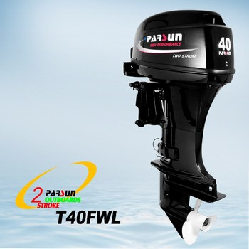 CE approved 40hp outboard engine