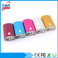 High Quality Full Color China 18650 Power Bank Supplier 8800mAh Portable for Smartphones