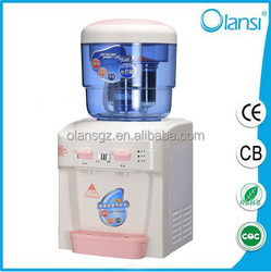 new health products/powerful functions/Portable personal plastic bottled water equipment china