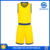 High Quality OEM Service Custom Design Reversible Basketball Jersey