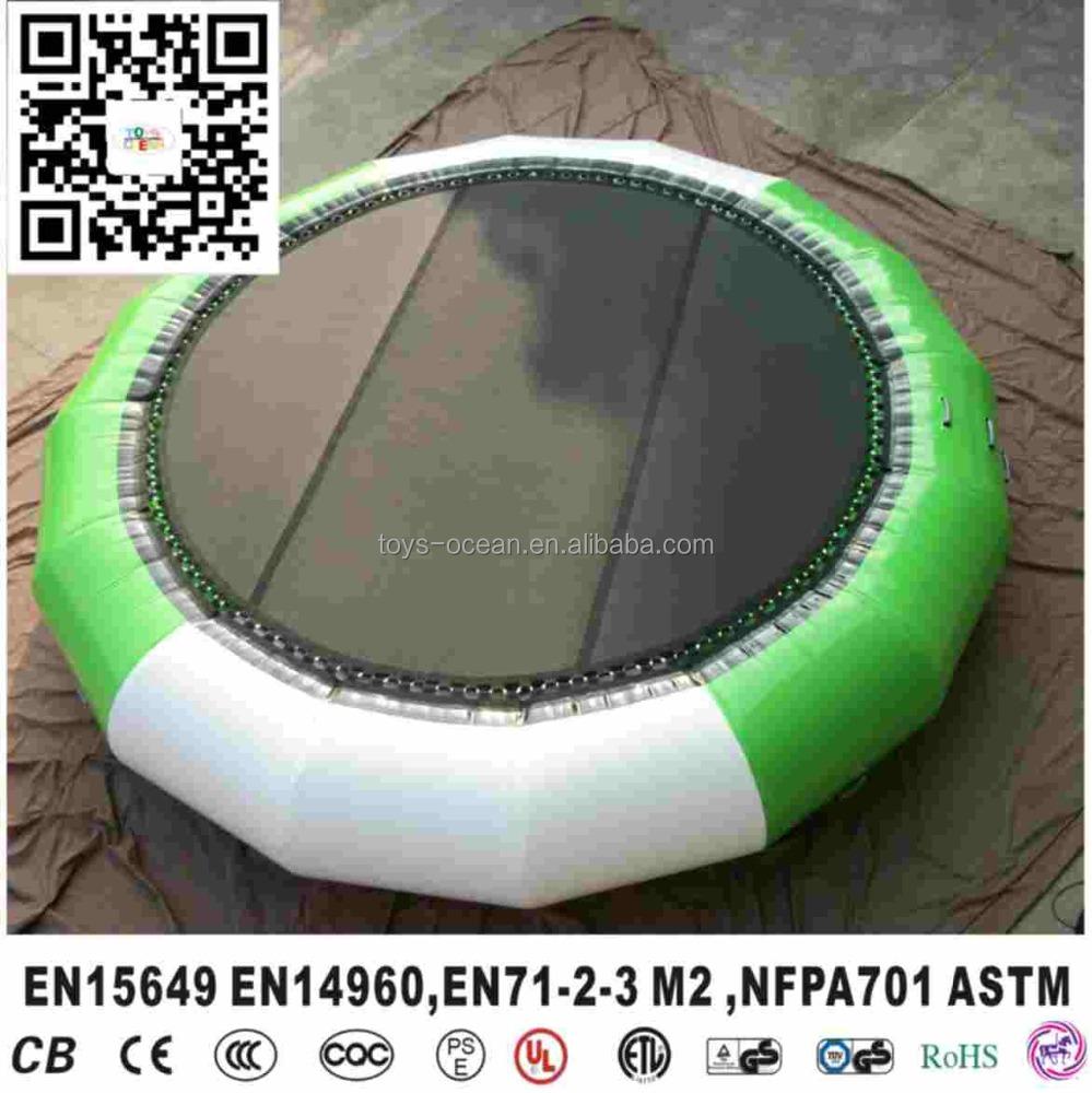 gro handel aufblasbare wasser trampolin kaufen sie die. Black Bedroom Furniture Sets. Home Design Ideas