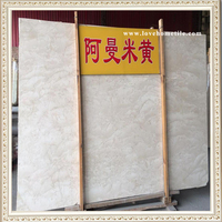 Alibaba Best Wholesale High Polished Natural Omani Beige Marble