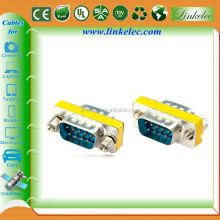 High speed male to male db9 connector wholesale