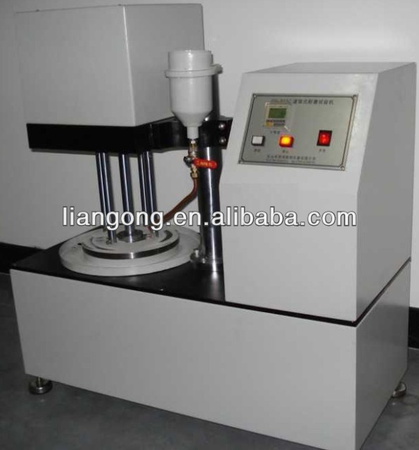 Building Stone Material Abrasion and Wear Resistance Test Machine/Stone Wear Tester