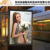 indoor and outdoor glossy Backlit PET print film for advertising