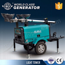 generator lighting tower