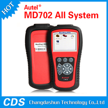 100% top-level Autel Maxidiag Elite MD702 scan tool for all systems with multi-function