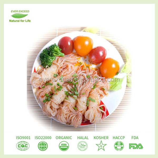 Best Selling Wholesale Low Calorie Fat Free Konjac Noodles