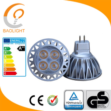 built in driver 12V dimmable mr16 gu5.3 led spots 5W 7W