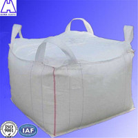 polypropylene big bag with double filler cord waterproof