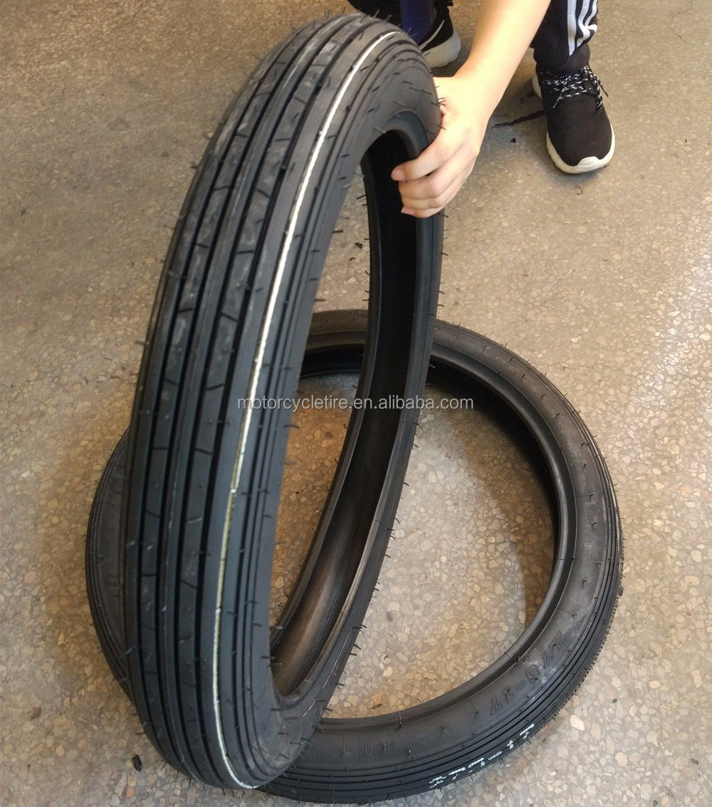 Wholesale price motorcycle tires 2.25-17 with high rubber content