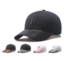 Custom Design Hats Caps High Quality Fitted Baseball Caps For Sales