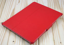 2012 latest genuine leather portfolio case for ipad 3