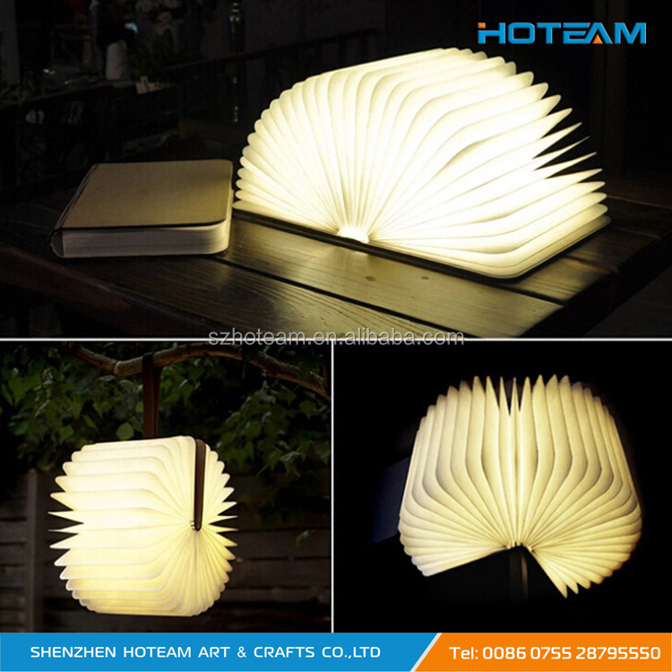 Reachargeable foldable LED Book <strong>Lamp</strong>