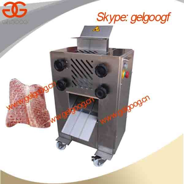 Automatic meat hamstring machine/best selling steak loose meat hamstring machine