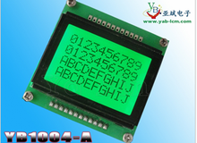 1004TNCharacter dot matrix LCD display screen 10 * 4 small size 5 v voltage supply