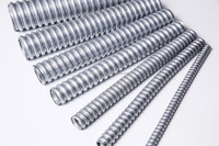 Stainless steel square electrical conduit