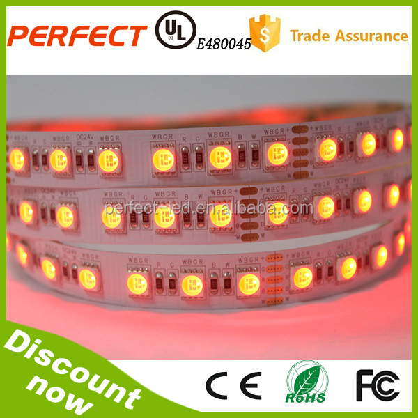 Dreamful color SMD 5050 4 color in 1 <strong>LED</strong> with different style