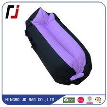 Hot Sale Outdoor Or Indoor Air Filled Chair Sleeping, Hot Selling Nylon Ripstop Fabric Inflatable Hammock Sleeping