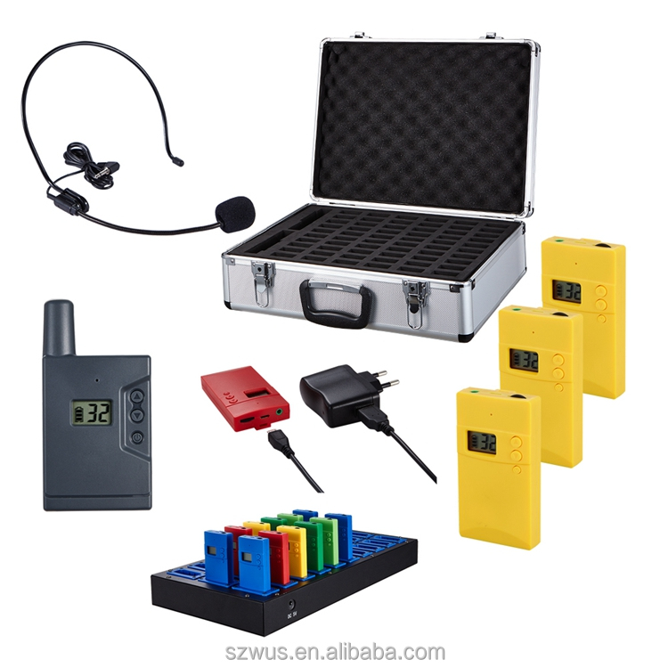 Similar Products Contact Supplier Leave Messages TOP SELLING! Supply China wireless tour guide system/radioguide/audio guides