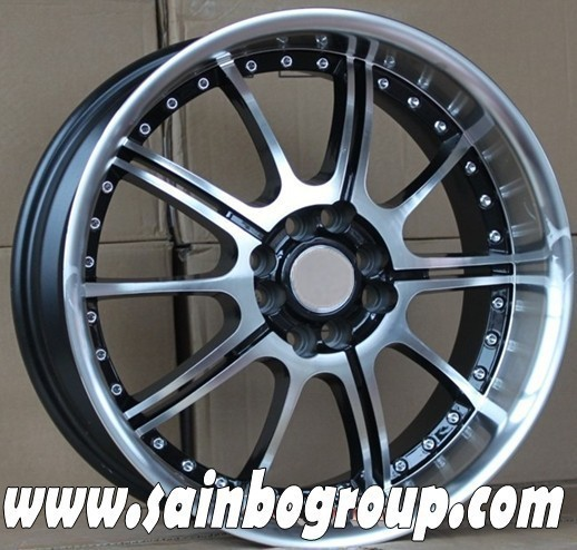 16 17 18 19 steel car alloy wheel rim, wheel rims made in china