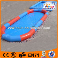 Most durable 0.90mm Plato PVC great inflatable ponds