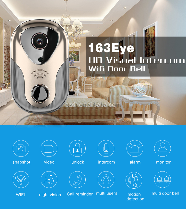 Factory Price Wholesale High <strong>Quality</strong> Infrared Night Vision 720P IP WIFI Camera