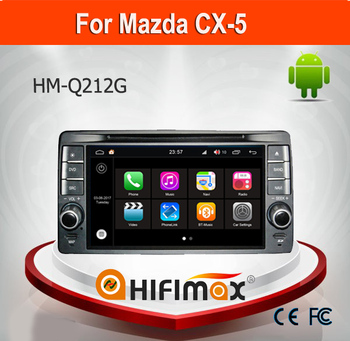 Hifimax Android 7.1 Touch Screen Car Radio For Mazda CX-5 Car DVD Player With 4 Core 16G Flash Hard disk HD1024*600