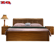 Lower MOQ Combination Particle Board Material Bedroom Furniture Sets