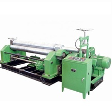 <strong>W11S</strong>-160*4000 Hydraulic Pipe Upper Roller Universal Bending <strong>Machine</strong> / <strong>Plate</strong> <strong>Rolling</strong> <strong>Machine</strong> Tools