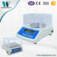 Analysis Instruments AC/DC electronic weighing scale with computer interface