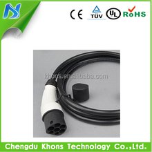 32A 220V to 250V IEC 62196-2 plug Type 2 to Type 2 EV charging cable
