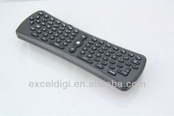 2.4ghz 3d android air mouse wireless keyboard with trackball
