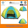 5+ persons Fashion design marquee camping tent outdoor big waterproof tent