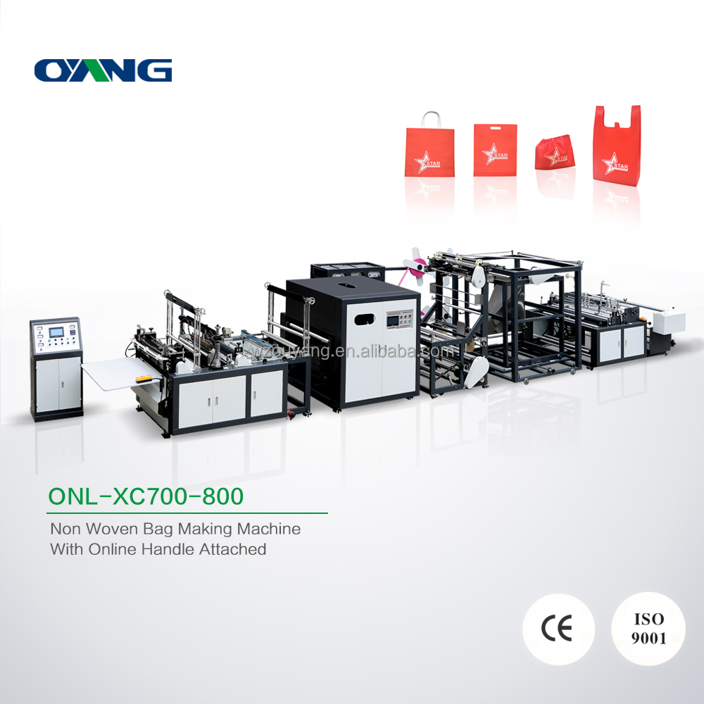 ONL-XC700 automatic non woven pp big bag making machine