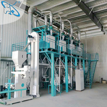 Factory directly sell wheat processing plant