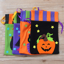 Personlized Waterproof Halloween Candy Bag