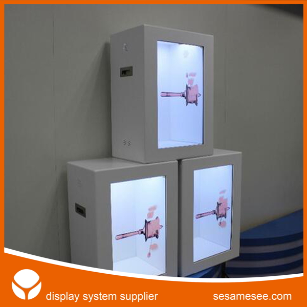 22 inch transparent lcd touch screen