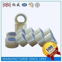 SGS and ISO9001 certificate transparent bopp sealing tape