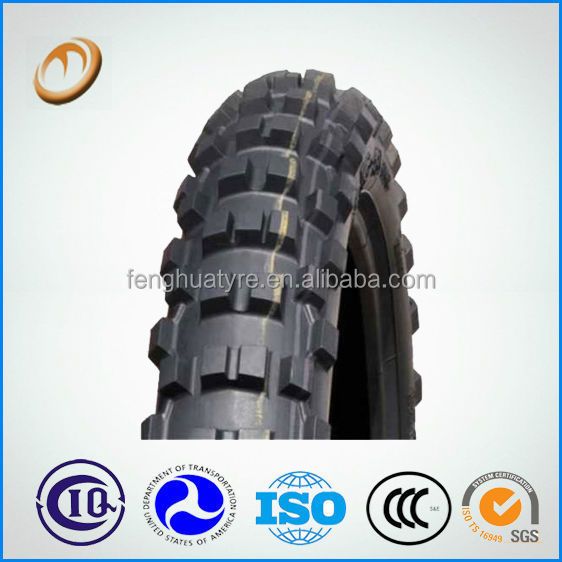 tires motorcycle 100/100-18 460-17 80/100-21 motocross tire for 125 cc
